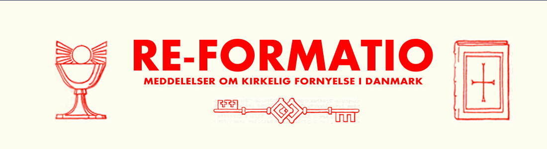Kirkelig Fornyelse Re-formatio's forlag